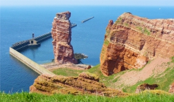 Seestädte erkunden – Meer erleben mit Helgoland