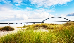 Ostseeinsel Fehmarn mit Kopenhagen